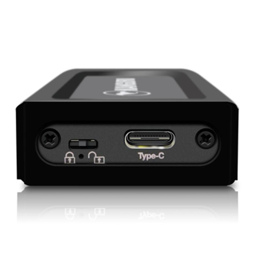Kanguru Ultralock 500GB M2 Nvme USB-C 0.5TB