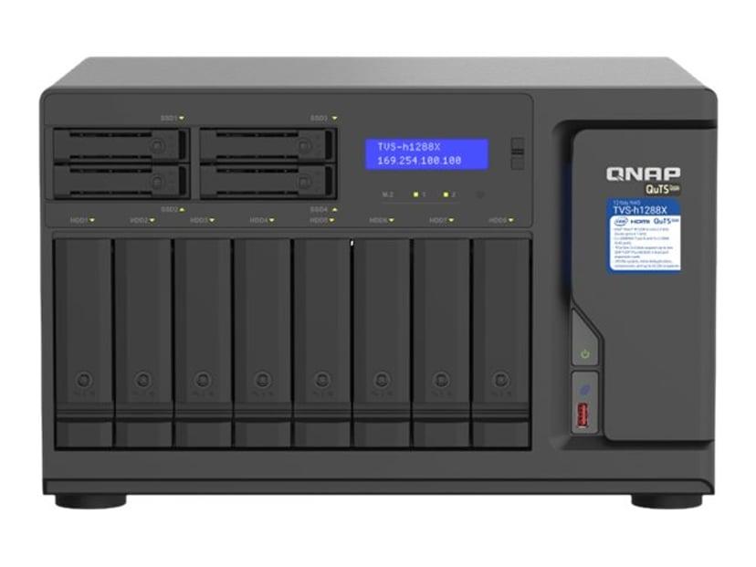 QNAP TVS-H1288X 0TB NAS-server