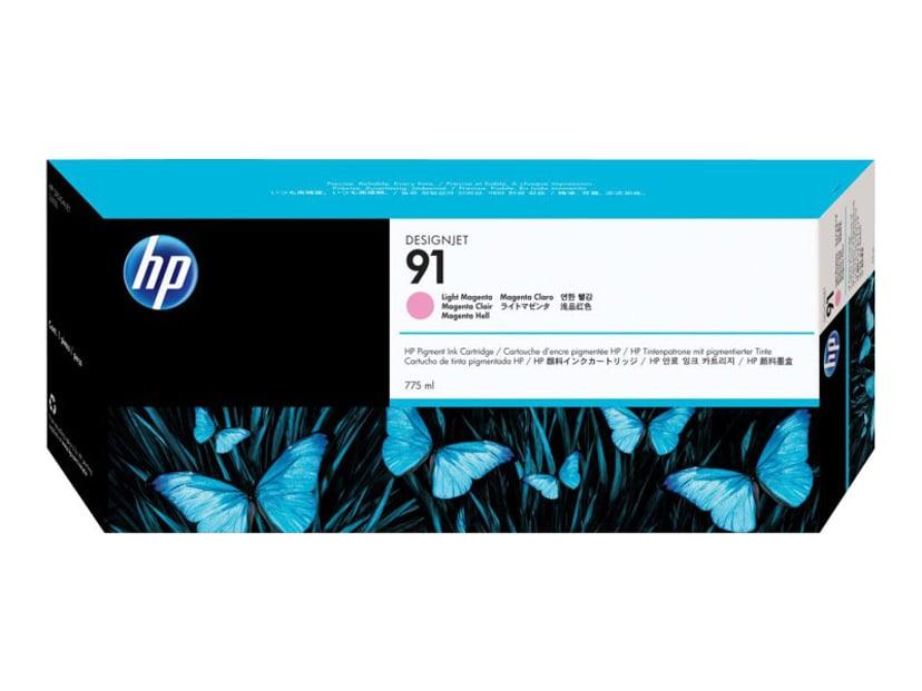 HP Blekk Ljus Magenta No.91 - Z6100 775ml