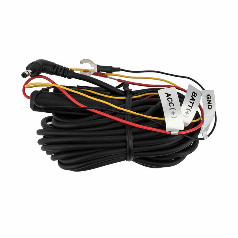 BlackVue Hardwiring Power Cable 590X/750X/900X 4.5m