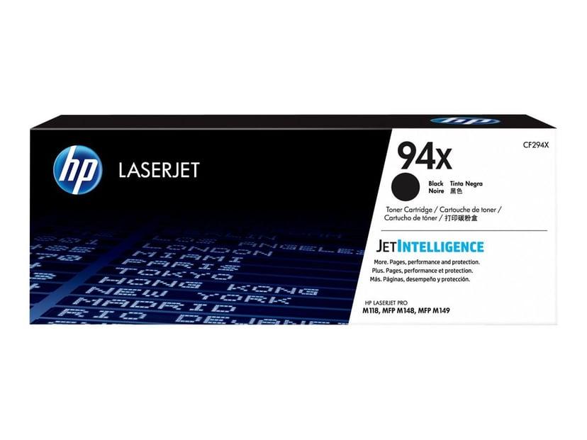 HP Toner Svart 94X 2.8K