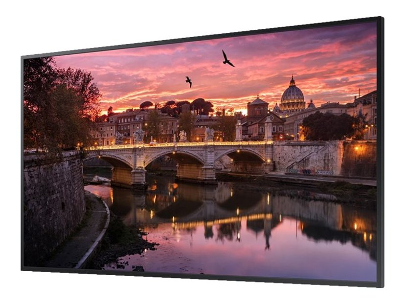 "Samsung QB50R 50"" 4K UHD 16:9 50"" 350cd/m² 4K UHD (2160p) 16:9"
