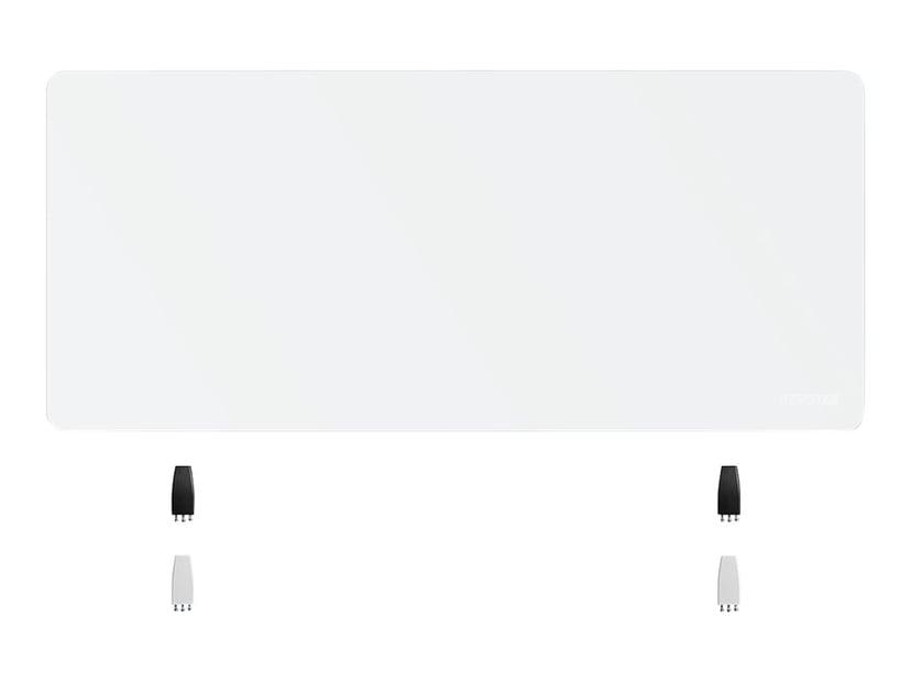 Newstar Avskiljare Hållbar Transparent Skärm 160cm