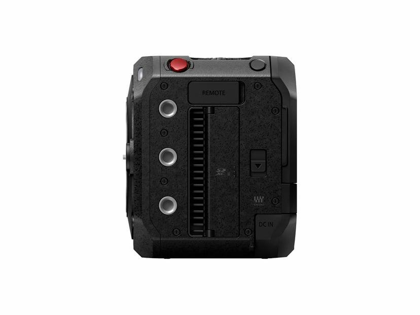 Panasonic LUMIX BGH1 Cinema Box Camera Svart