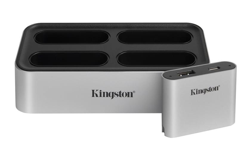 Kingston Workflow Station HUB