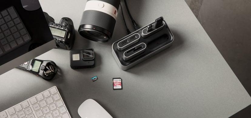 Kingston Workflow SD-cardreader