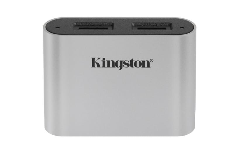 Kingston Workflow MicroSD-kortläsare