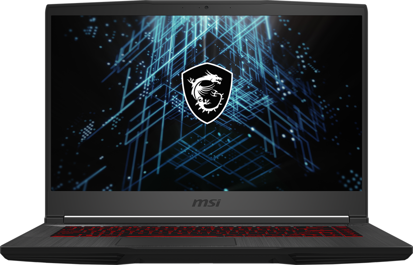 "MSI GF65 Thin Core i5 16GB 512GB SSD 15.6"" RTX 3060"
