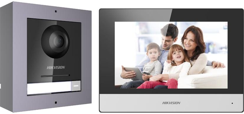 Hikvision DS-KIS602 Video Intercom Bundle