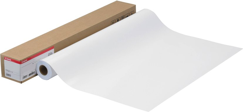 "Canon Papper Canvas Water Resistant 24"" (610mm) 12.2m 340g Rulle"