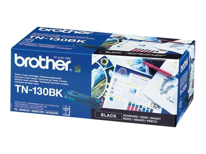 Brother Toner Svart TN-130BK 2.5k