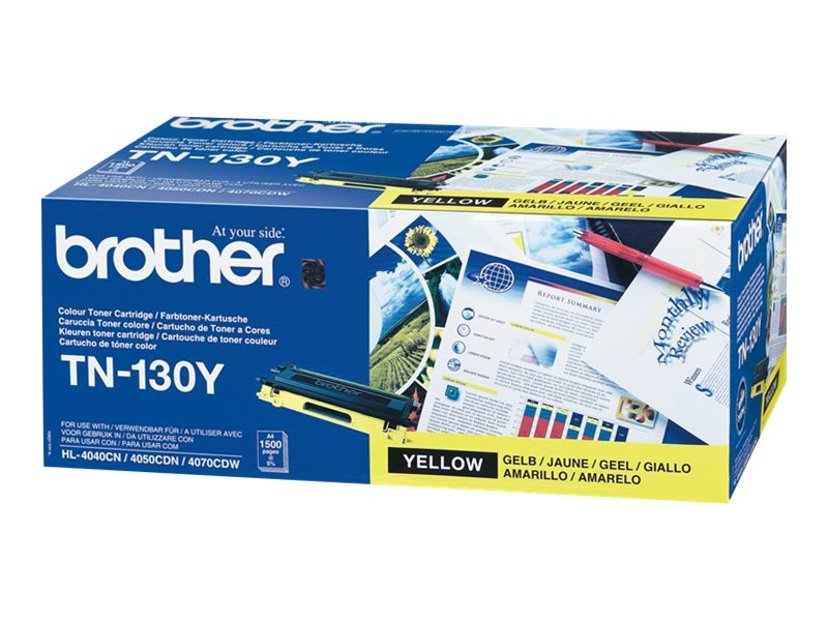 Brother Toner Gul TN-130Y 1,5k
