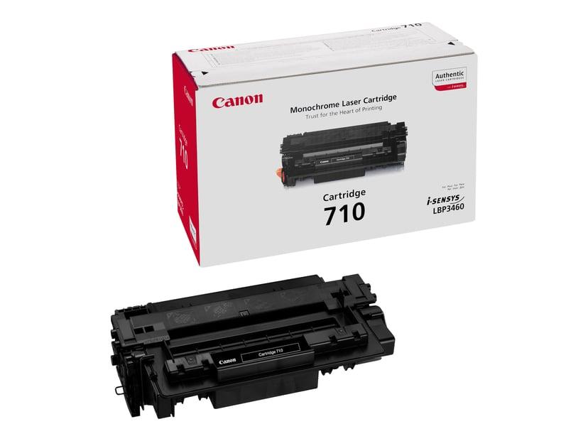 Canon Toner Sort CRT-710 6k - - LBP3460