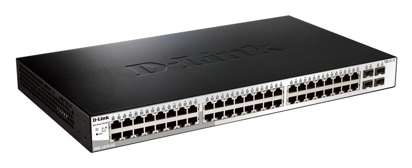 D-Link DGS-1210-52 52-Port Gigabit Smart+ Switch