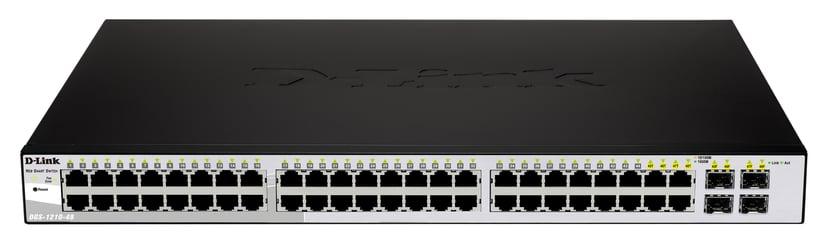 D-Link Web Smart DGS-1210-52