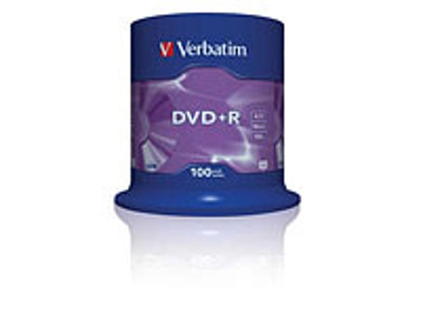 Verbatim 100 x DVD+R 4.7GB