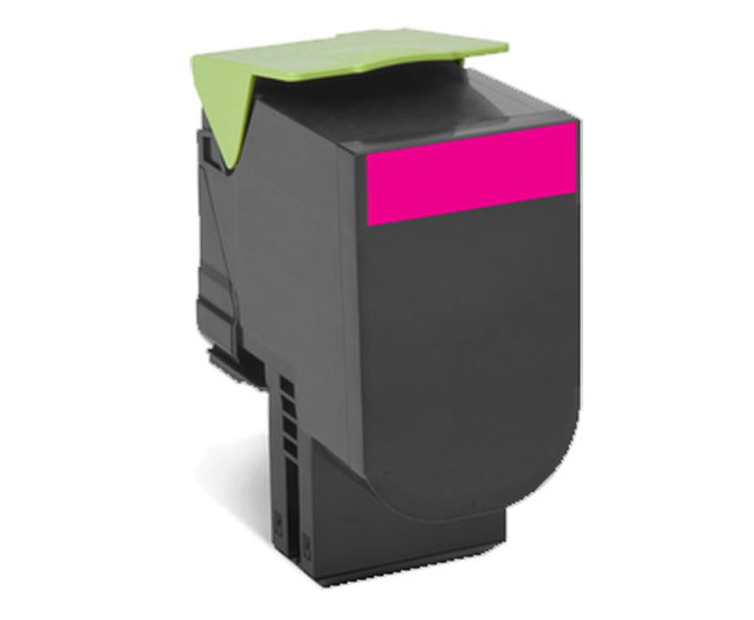 Lexmark Toner Magenta 802HM 3k