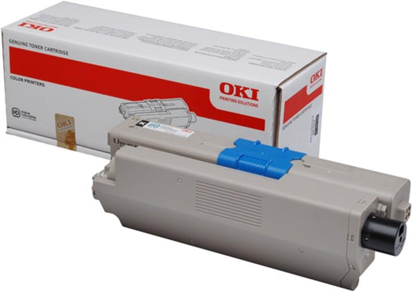 OKI Toner Zwart 7k - C511