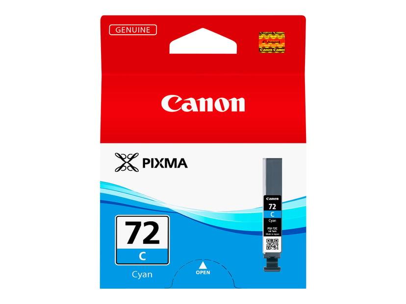 Canon Bläck Cyan PGI-72C - PRO-10
