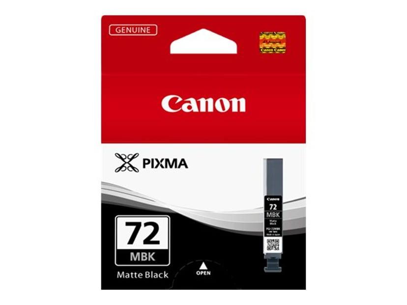 Canon Bläck Matt Svart PGI-72MBK - PRO-10