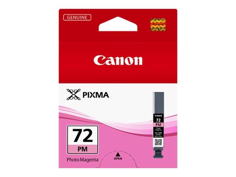 Canon Blekk Foto Magenta PGI-72PM - PRO-10