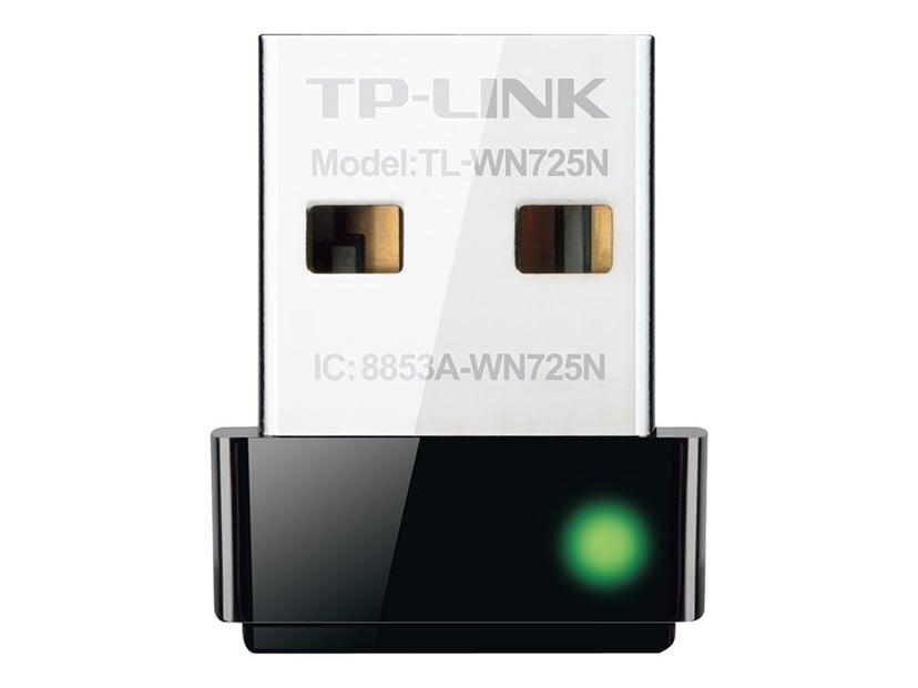 TP-Link TL-WN725N Nano Wireless USB Adapter