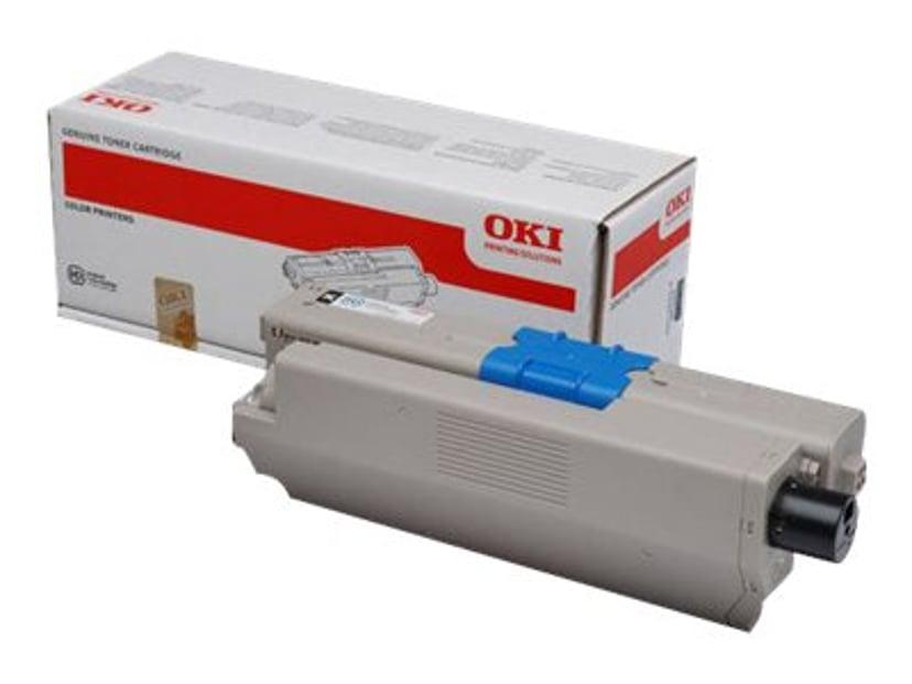 OKI Toner Svart 7k - C511