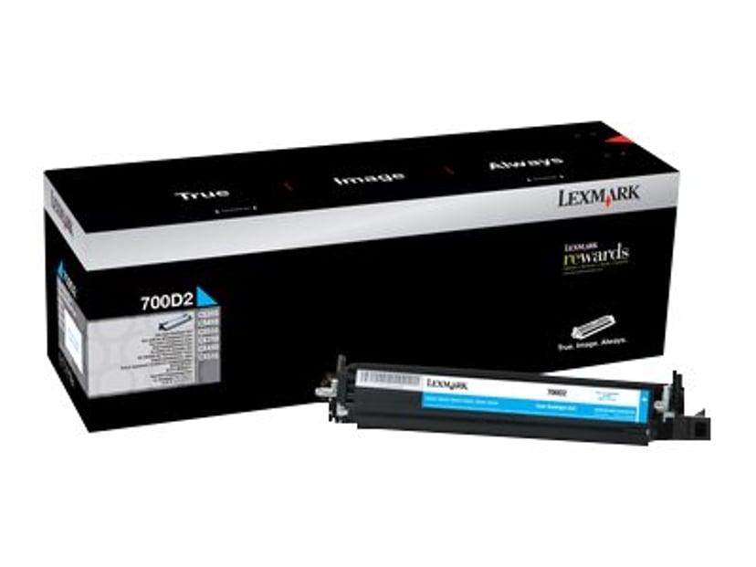 Lexmark Developer Unit Cyan 700D2, 40K