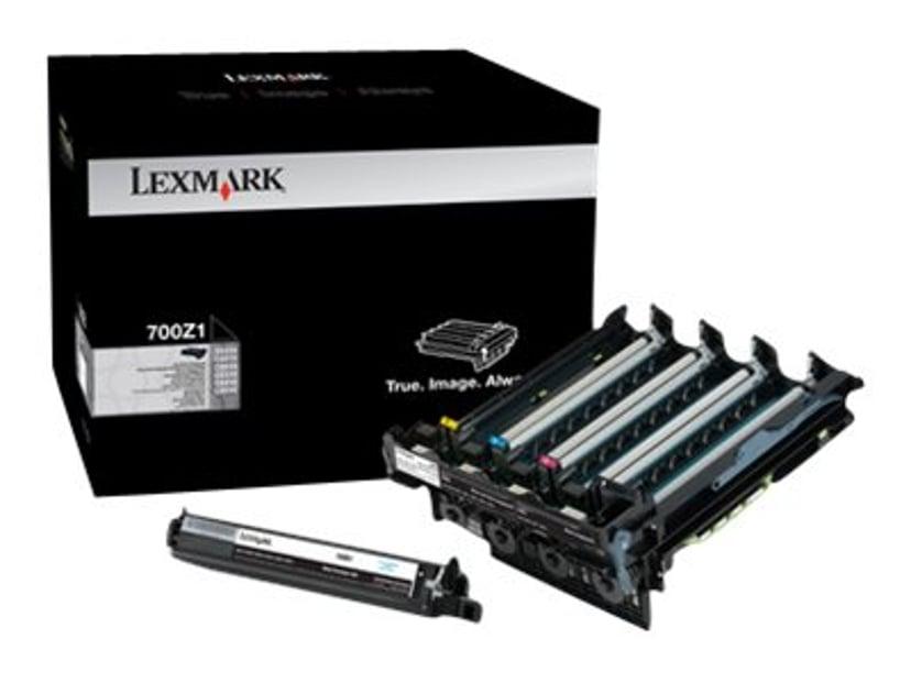 Lexmark Trumma 700Z1 4K Svart