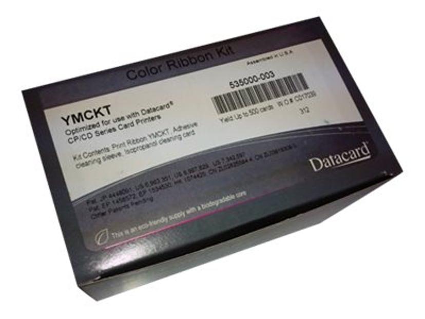 Datacard Farvebånd Color YMCKT 500 Felt - SD260/SP35/55/75