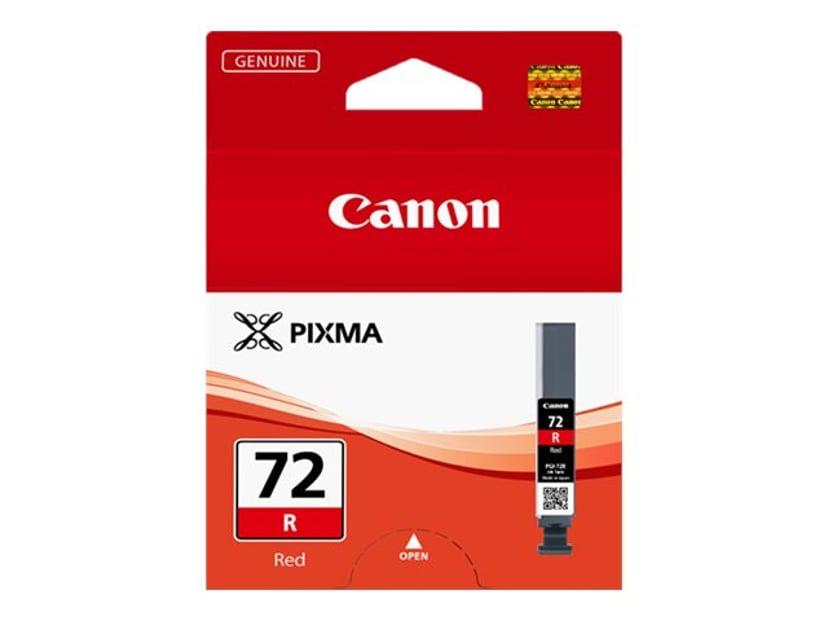 Canon Bläck Röd PGI-72R - PRO-10