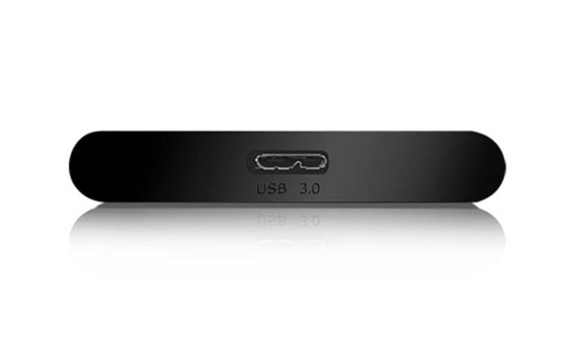 "Raidsonic ICY BOX IB-273StU3 2.5"" USB 3.0 Svart"