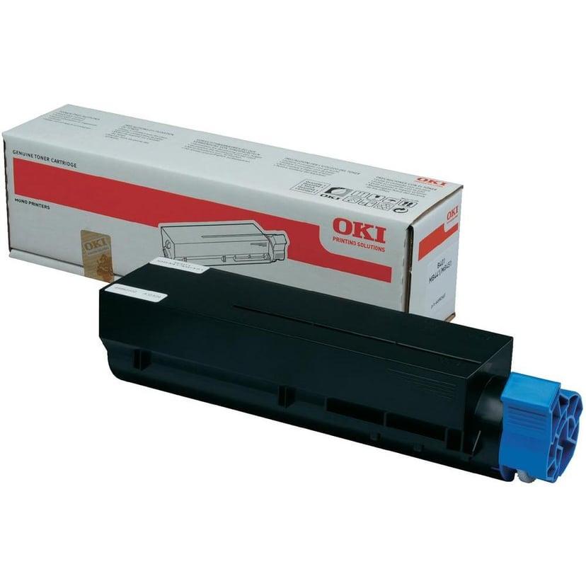 OKI Toner Svart - MB401/MB441/MB451