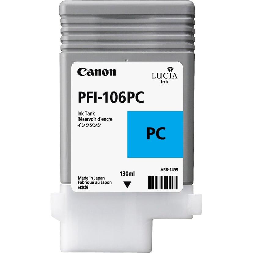 Canon Blekk Foto Cyan PFI-106PC