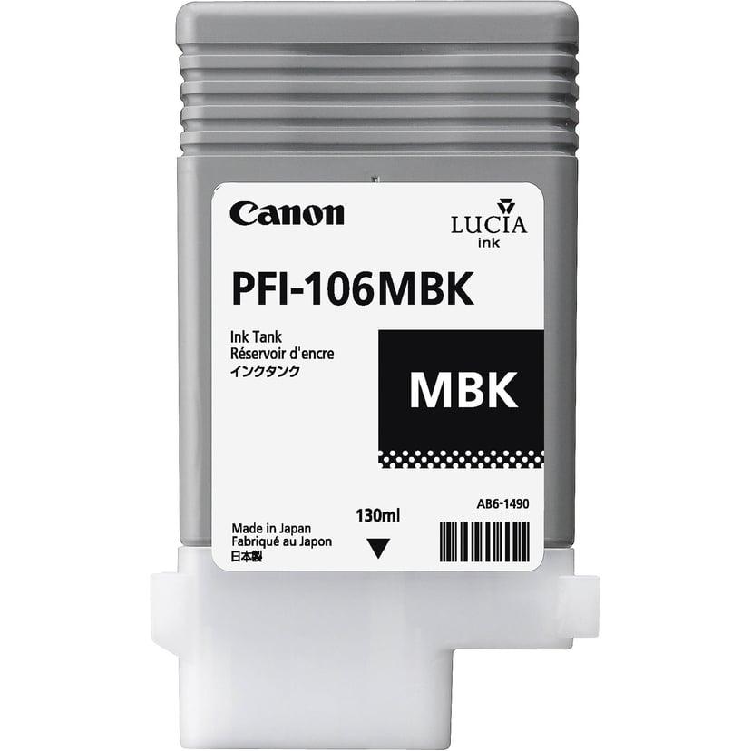 Canon Bläck Matt Svart PFI-106MBK