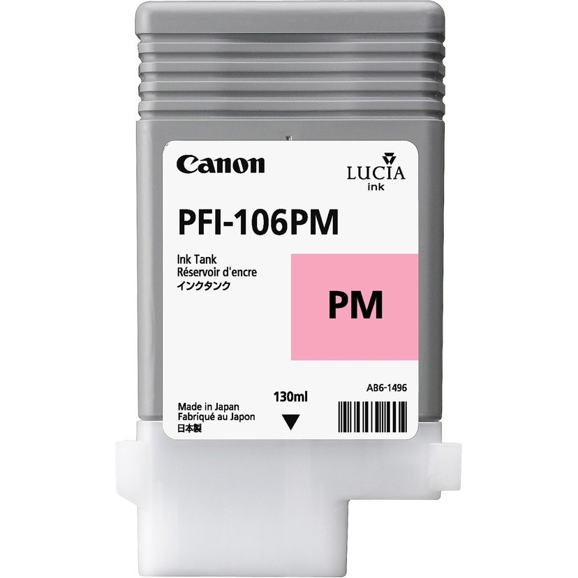 Canon Bläck Foto Magenta PFI-106PM