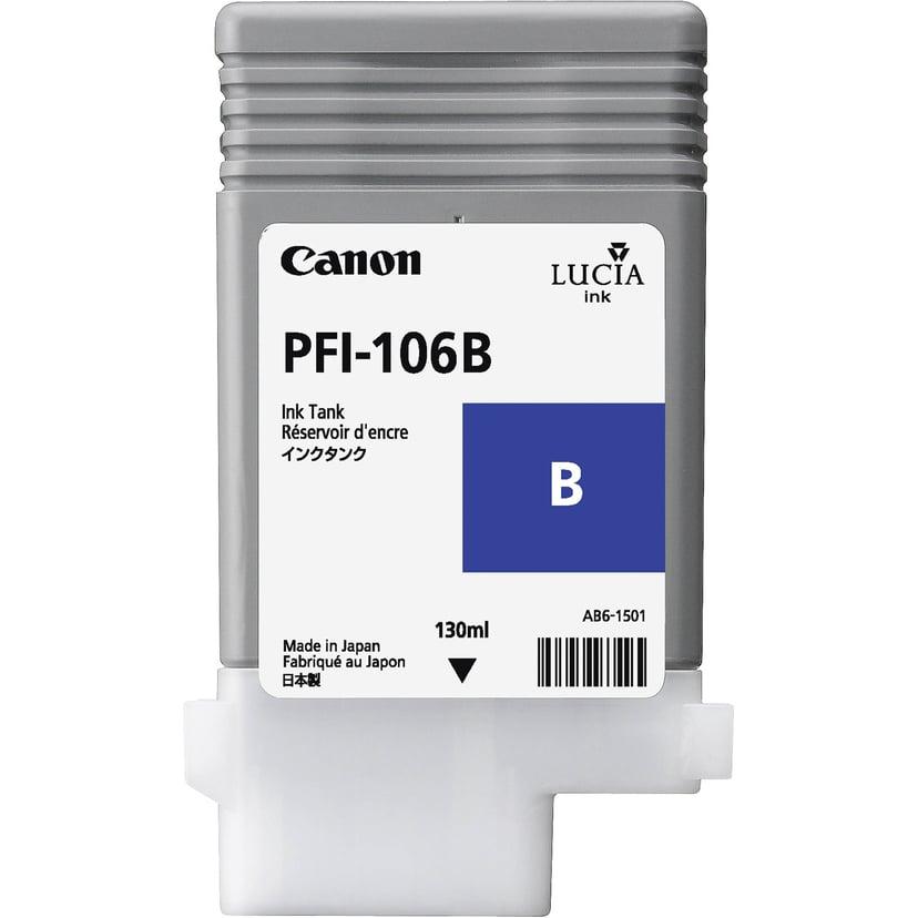 Canon Muste Sininen PFI-106B