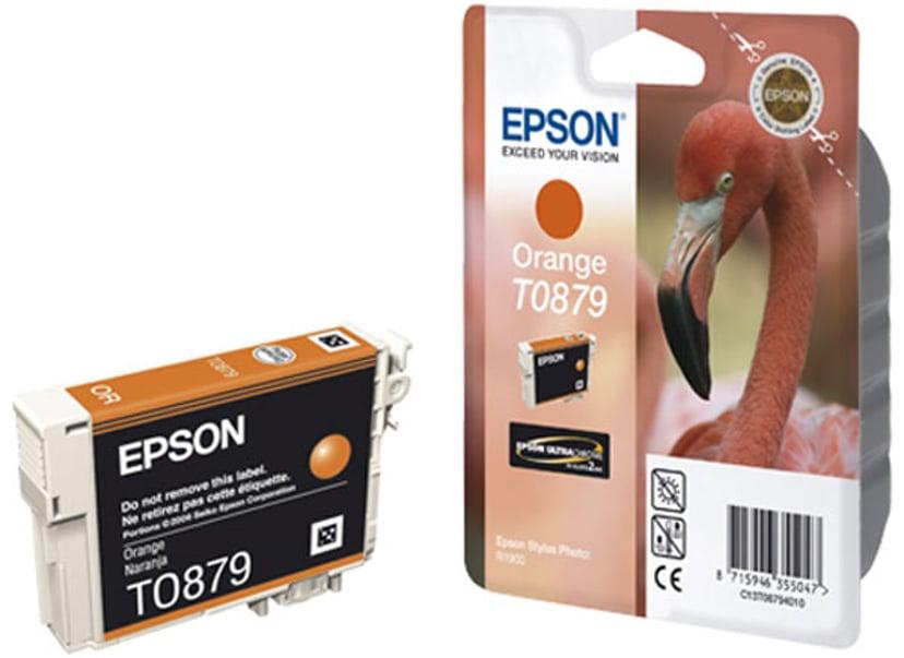 Epson Blekk Orange T0879 - R1900