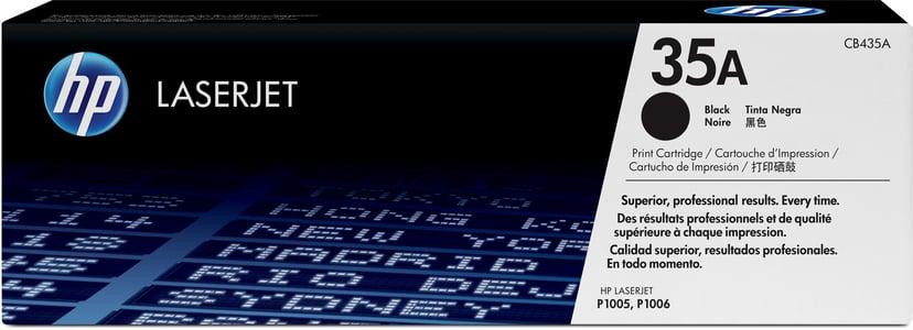 HP Toner Zwart NO.35A 1.5K - CB435A