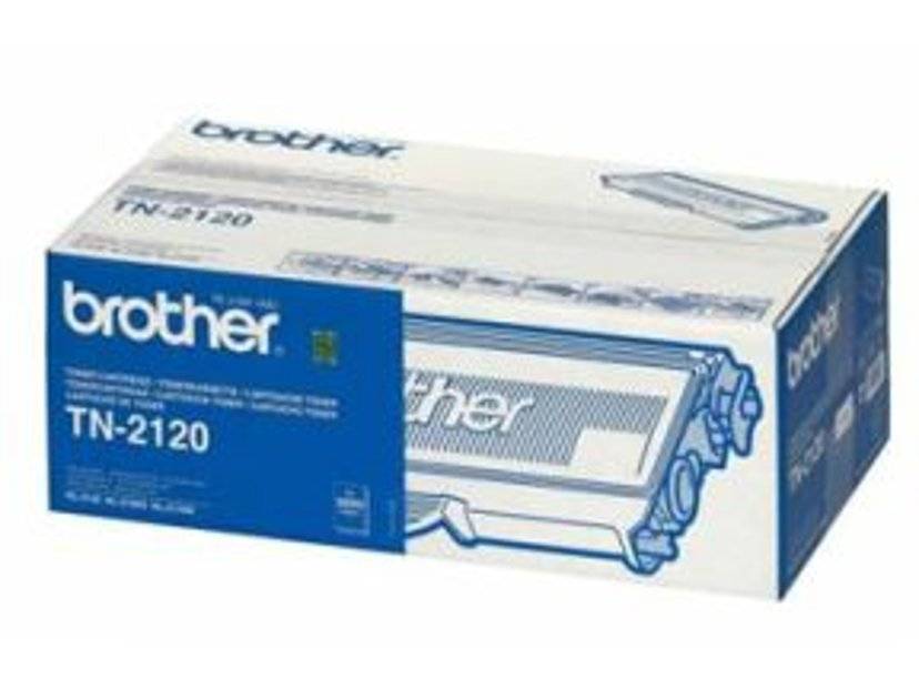 Brother Toner Zwart TN-2120 2.6k - HL-2170W