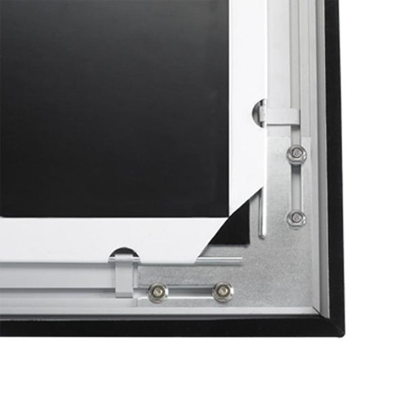 Kingpin Velvet Framed Screen Vfs210-16:9