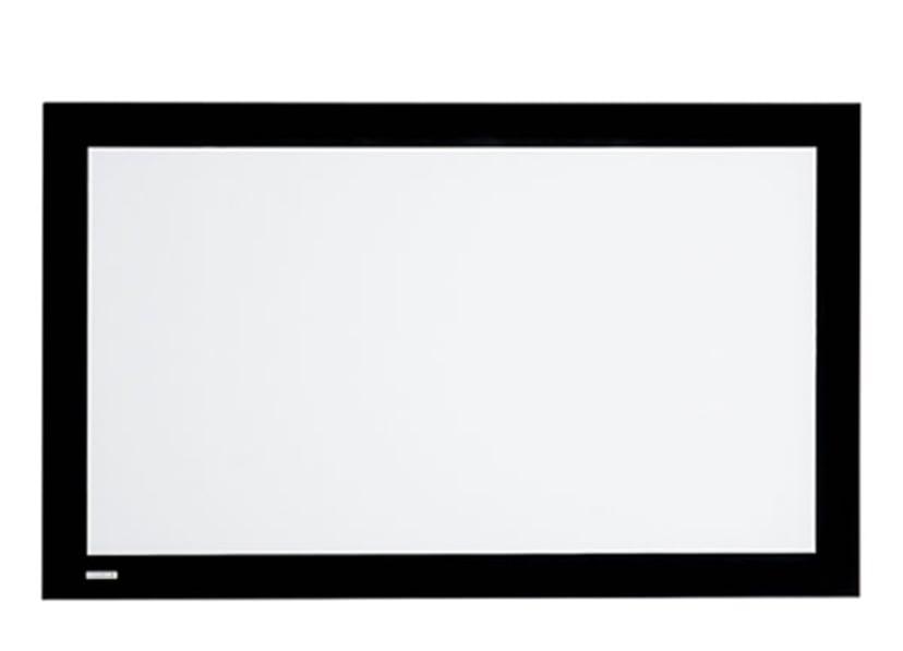 Kingpin Velvet Framed Screen Vfs180-16:9