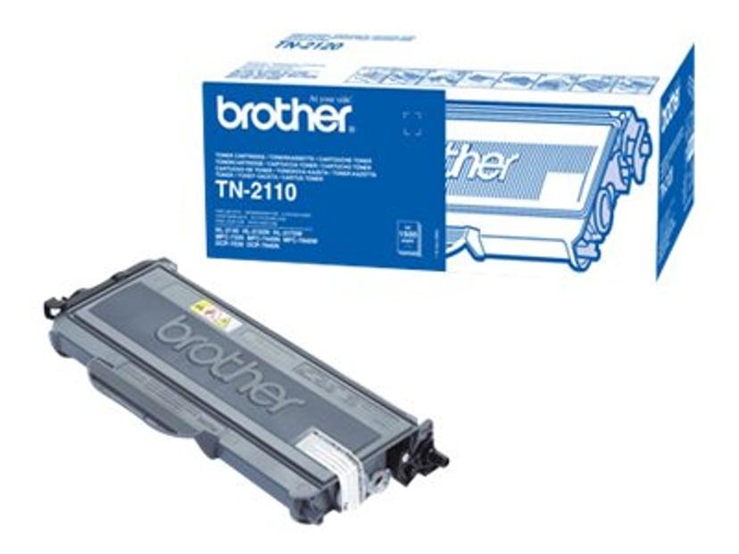 Brother Toner Svart TN-2110 1.5k - HL-2170W