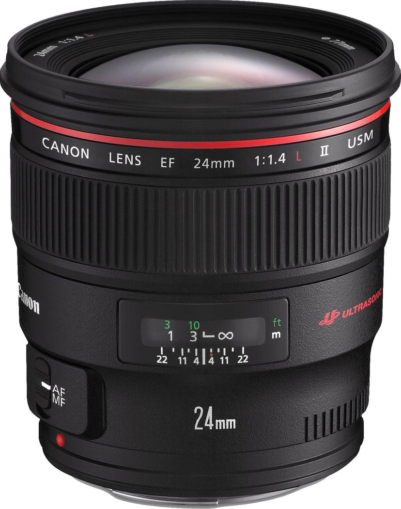 Canon EF 24/1.4 L II USM