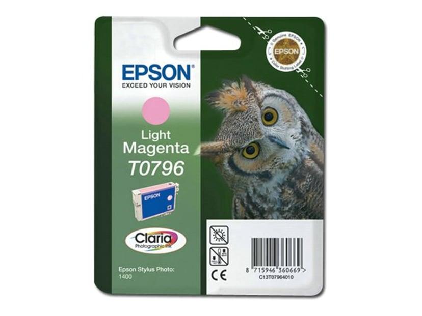 Epson Blæk Magenta T0873 - R1900