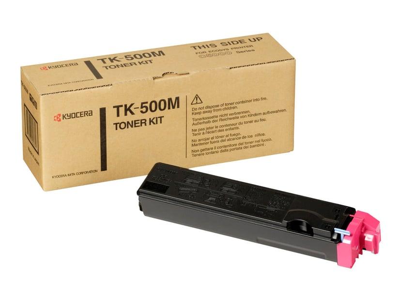 Kyocera Toner Magenta 8k TK-500M