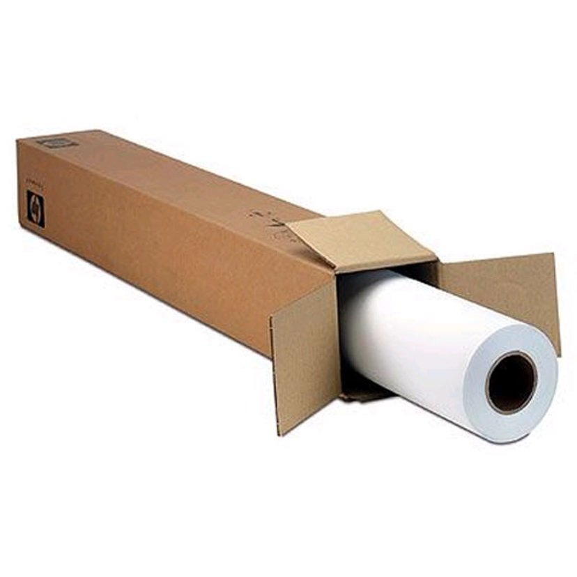 "HP Papir Univ In-Dry Hi-Gloss 24"" Rulle 30,5m 190G"