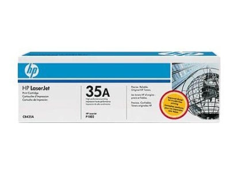 HP Toner Svart NO.35A 1.5K - CB435A