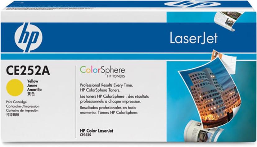 HP Värikasetti Keltainen 7K - CE252A