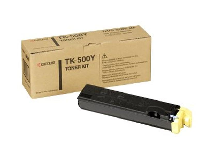 Kyocera Toner Gul 8k TK-500Y